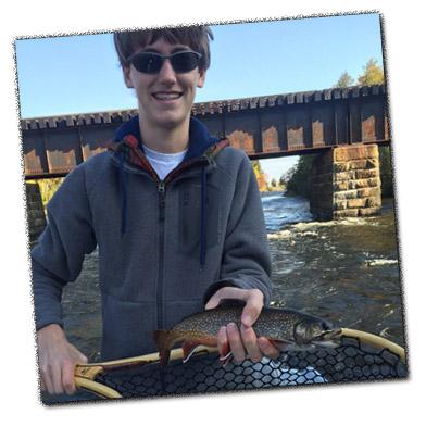 maine fishing trips guided family fishing moosehead lake bass, Fly Fishing Bait