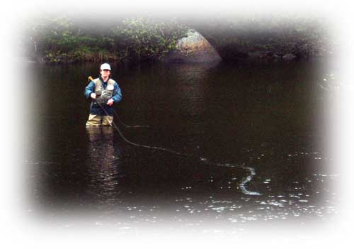 Fly Fishing Introduction package