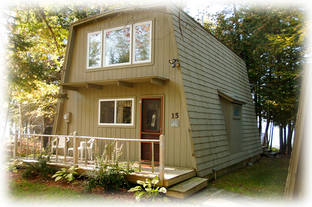Maine waterfront lodging camp, Moosehead Lake lodging,Maine camp rental